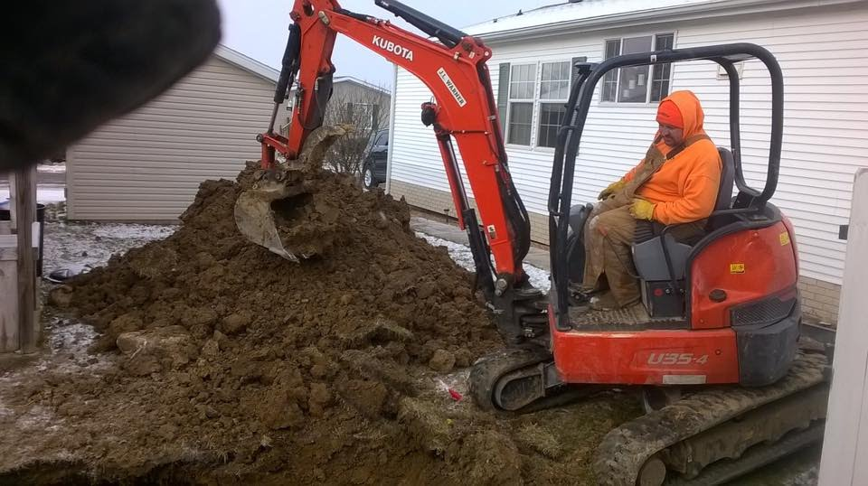 Mobile and Manufactured Home Excavation / Grading / Site Developement and Repair