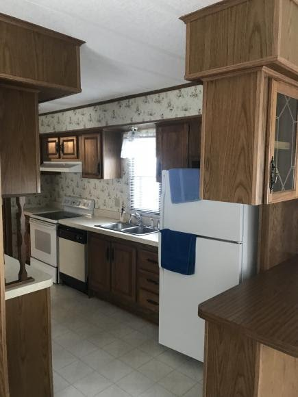 Mobile and manufactured homes for sale Scio Farms Ann Arbor Michigan