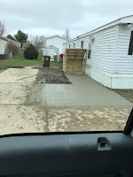 J L Warner cement and concrete repair, driveway and sidewalk installation, site preperation